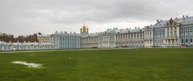 Catherine-Palast im St. Petersburg lizenzfreies stockfoto