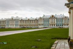 Catherine-Palast im St. Petersburg stockfoto