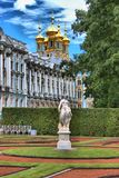 Catherine-Palast in St Petersburg Stockfotografie