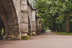 Catherine Park em Tsarskoye Selo 1043 Fotografia de Stock Royalty Free