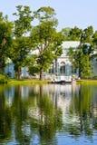 Catherine Park in Tsarskoye Selo Royalty Free Stock Image