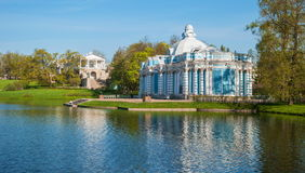In Catherine Park of Tsarskoye Selo Royalty Free Stock Image