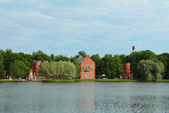 The Catherine Park, Tsarskoye Selo Royalty Free Stock Images