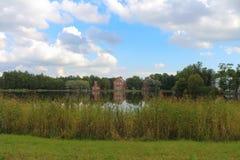 The Catherine Park, Tsarskoye Selo Stock Photos