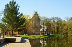 catherine parkowy selo tsarskoye Obrazy Royalty Free