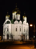 Catherines Cathedral in Pushkin view from the South-West Royalty Free Stock Image