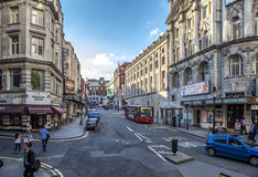Catherine Street London Reino Unido Fotos de Stock