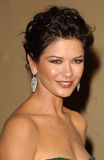 Catherine Zeta-Jones Lizenzfreies Stockfoto
