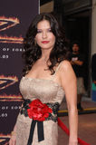 Catherine Zeta-Jones Royalty Free Stock Photo