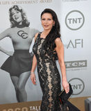 Catherine Zeta-Jones Images libres de droits