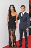 Catherine Zeta-Jones & Byung Hun Lee Stock Image