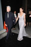 Catherine Zeta-Jones, Michael Douglas Immagine Stock