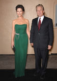 Catherine Zeta-Jones, Michael Douglas Lizenzfreie Stockfotos