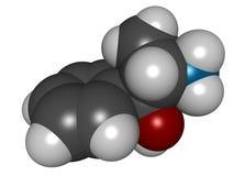 Cathine (Norpseudoephedrine) Immagine Stock Libera da Diritti