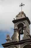 Catholic belfry Stock Image