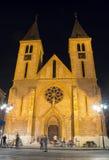Catholic Cathedral Stock Photo