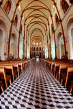 Catholic Cathedral Stock Photography