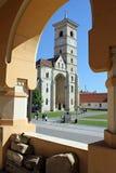 Catholic Cathedral - Alba Iulia Royalty Free Stock Image
