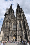 Catholic Cathedral of Cologne,Germany Stock Image