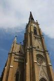 Catholic Cathedral. In Novi Sad Royalty Free Stock Photo