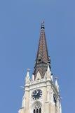 Catholic Cathedral. In Novi Sad Royalty Free Stock Photography