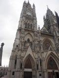 Catholic Cathedral, Quito, Ecuador Stock Photos