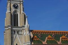 Catholic cathedral Royalty Free Stock Photos