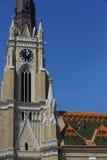 Catholic cathedral Royalty Free Stock Image