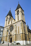 Catholic Cathedral in Sarajevo, Bosnia and Herzego. Vina Stock Photography
