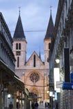 Catholic Cathedral Stock Photography