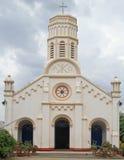 Catholic cathedral in Savannakhet, Laos Stock Photos