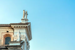 Catholic Cathedral in Urbino, Italy Stock Image