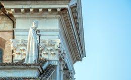 Catholic Cathedral in Urbino, Italy Royalty Free Stock Image