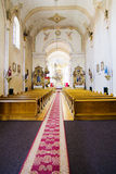 Catholic cathedral Stock Photos