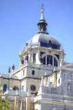 Catholic Cathedral of the Virgin of Almudena Stock Photo