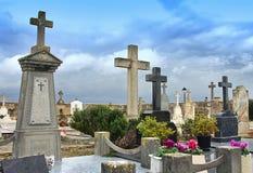 Catholic Cemetery Stock Photos