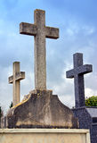 Catholic Cemetery Royalty Free Stock Images