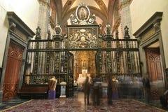 Catholic chapel Royalty Free Stock Photography