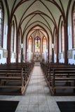 Catholic church. Royalty Free Stock Images
