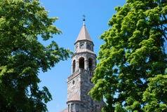 Catholic Church. The Catholic church of the Latvia royalty free stock photos