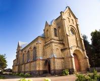 Catholic church Royalty Free Stock Photos