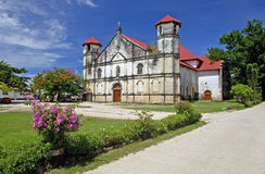 Philippines - Catholic Church Stock Photo