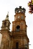 Catholic Church. At Puerto Vallarta, Mexico Stock Images