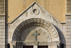 Catholic church Stock Images