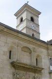 The catholic church in Alba Iulia, Romania Royalty Free Stock Image