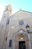 Catholic church,Barcelona Stock Photo