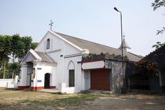 Catholic Church in Basanti, India Royalty Free Stock Photo