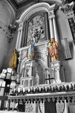 Catholic Church Royalty Free Stock Photography