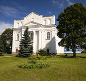 Catholic Church. belarus Royalty Free Stock Photography