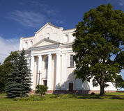 Catholic Church. Belarus Royalty Free Stock Photos